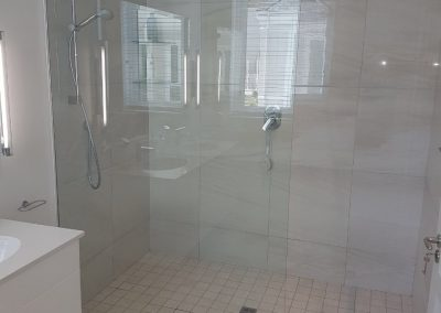 Infinity Frameless Shower Enclosure