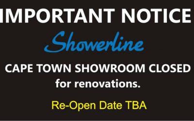 Cape Town Showroom Renovation