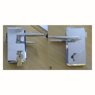 Latch Lock (Glass to Glass)