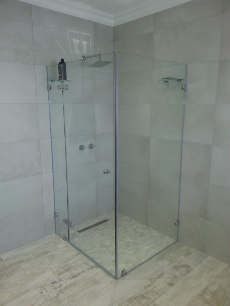 Reflection Hinge 90 186 Frameless Shower Door Showerline