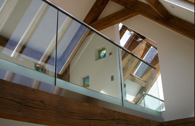 Balustrades & Stacking Doors