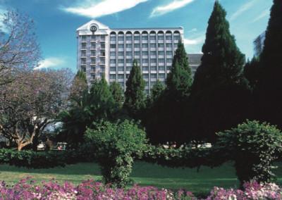 Meikles Hotel – Zimbabwe