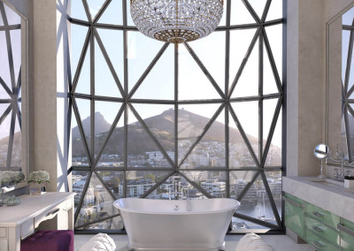 The Silo Hotel – Silo District V&A Waterfront