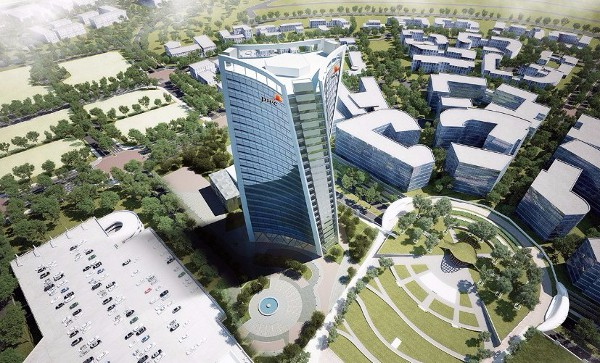 Gauteng – PWC Towers-Midrand