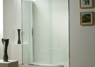 ILLUSION BISLIDER SHOWER DOOR