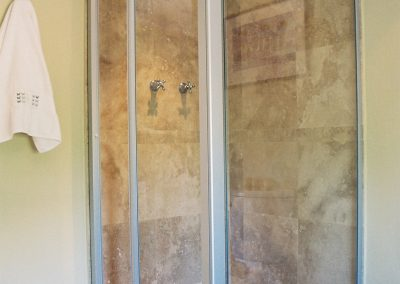 SILHOUETTE INFOLD SHOWER DOOR