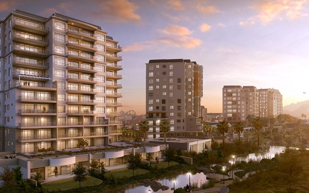 Western Cape – Oasis Palm Brook – Century City Cape Town