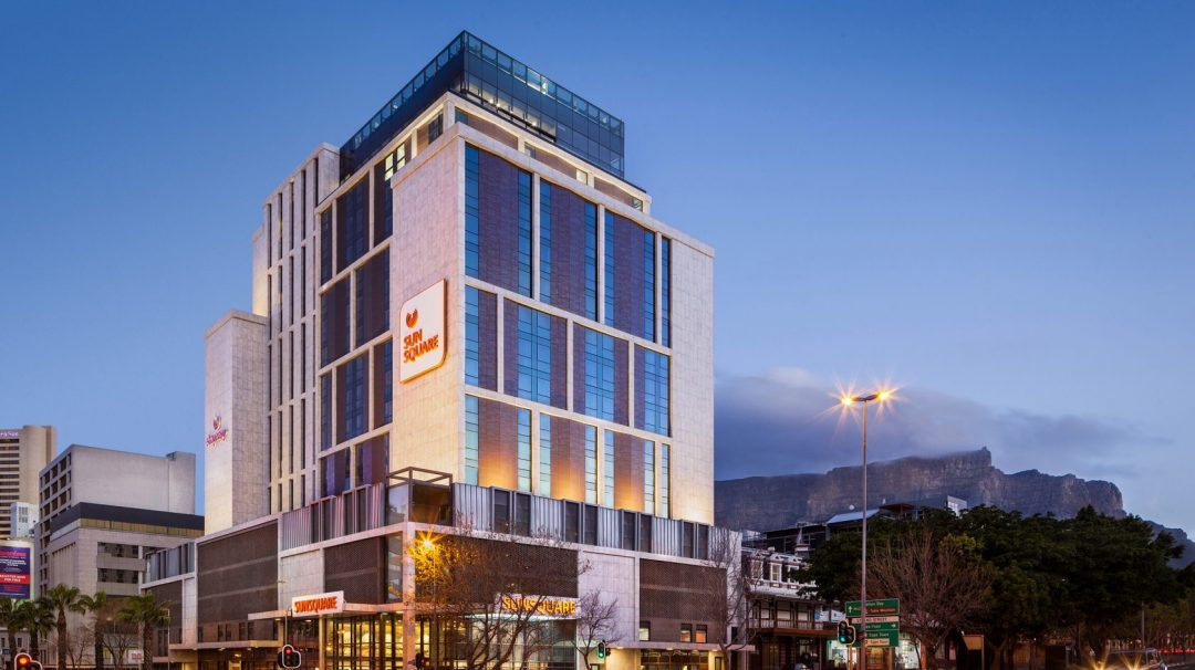 Western Cape – Tsogo Sun Square Hotel – City Bowl Cape Town