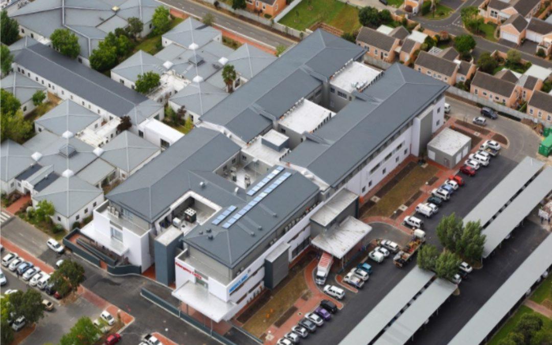 Western Cape – Vergelegen Mediclinic – Cape Town