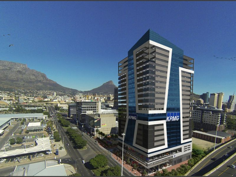 Western Cape – Halyard Building – Cape Town Foreshore