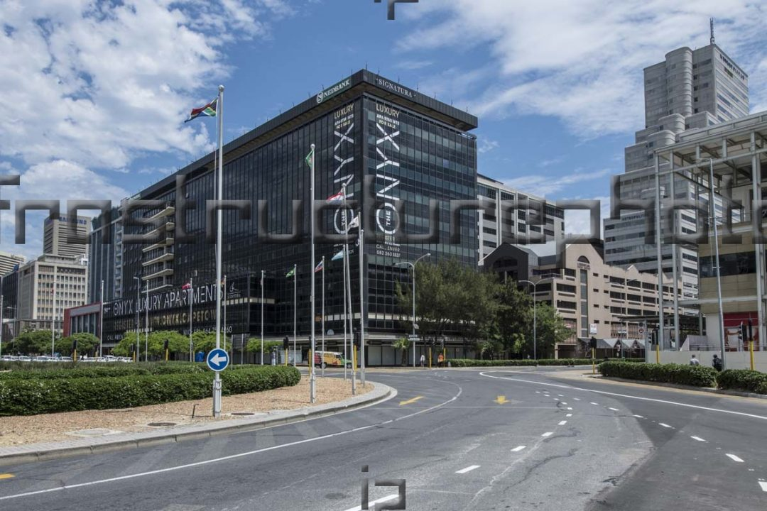 Western Cape – The Onyx Office Building – Cape Town Foreshore
