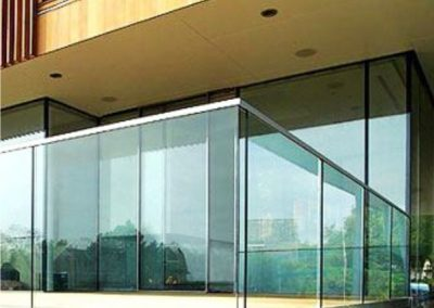 Showerline Glass Balustrade Frameless