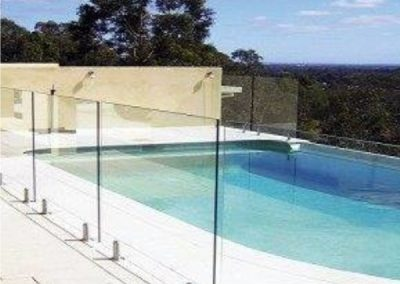 Showerline Glass Balustrade Frameless2