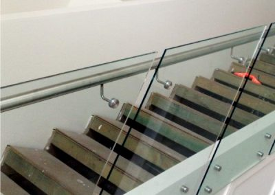 Showerline Glass Balustrade Frameless_frameless stair balustrade