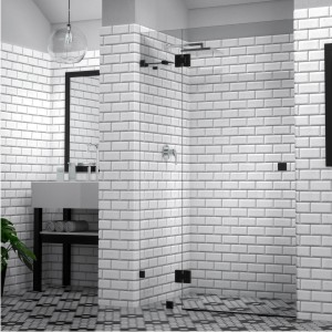 Showerline Frameless Image Ra