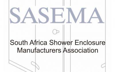 Showerline's 2018 SASEMA CERTIFICATE