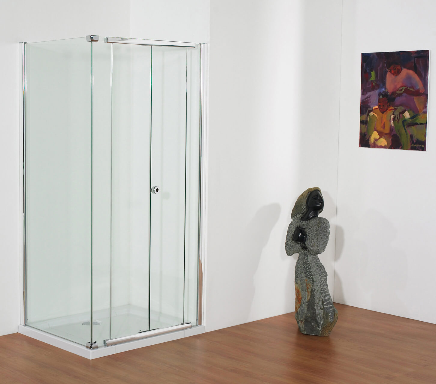 Illusion Glass-Fold & Panel 90