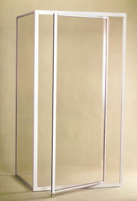 Silhouette Pivot Door