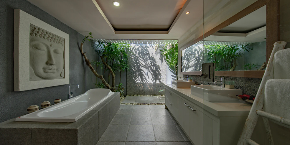 Bring Nature into Your Modern Home with Custom Shower Designs