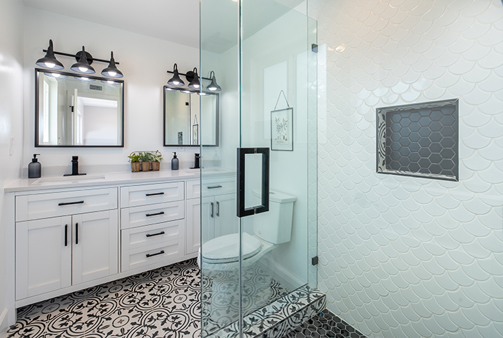 Shower Niches | Effectively Use The Space In Your Small Bathroom